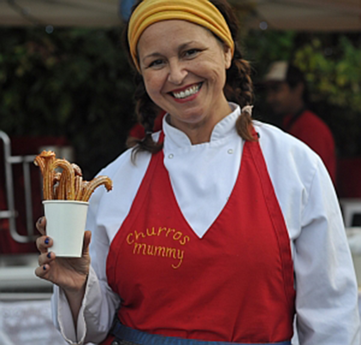 The Churros Mummy