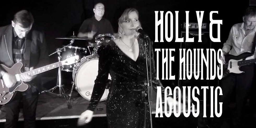 Holly and The Hounds!