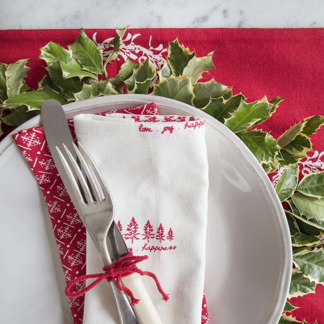 Christmas 2017 - Table Linen