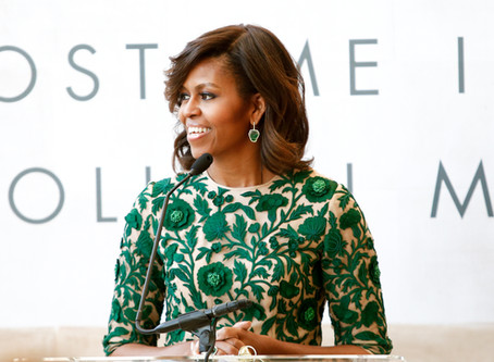 Chicago School Unveils Sports Complex Named After Michelle Obama