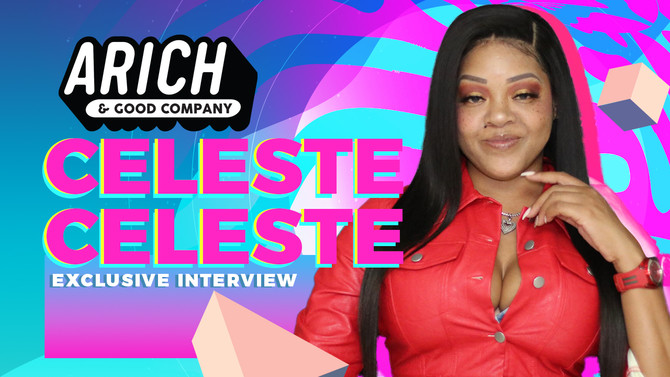 Celeste Celeste Talks About New Her Movie SEXAHOLICS And More