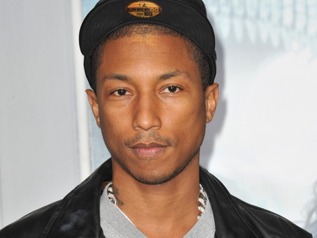 Pharrell Announces a Skincare Line