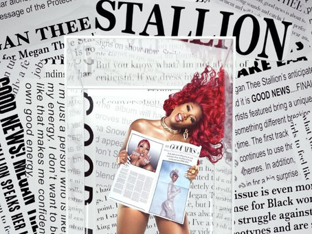 Megan Thee Stallion Says Good News Is Coming