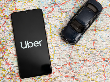 Uber Launches Person To Person Delivery Service