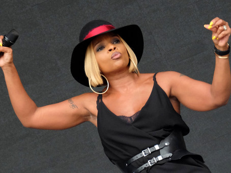 Mary J. Blige Covers Wham!'s 'Last Christmas'