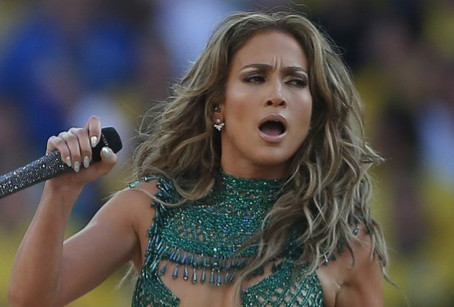 J.Lo Rumored to Be Halftime Performer