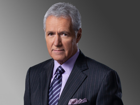 Alex Trebek Cursing in Old 'Jeopardy!' Outtakes Goes Viral