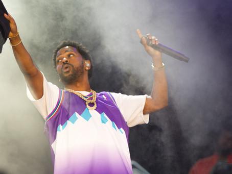 """Big Sean Celebrates #1 Album With """"Detroit 2"""""""