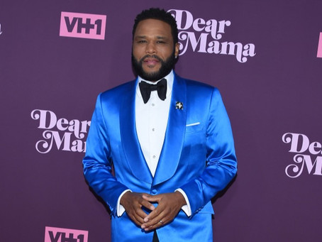 Anthony Anderson Receives Star On Hollywood's Walk Of Fame