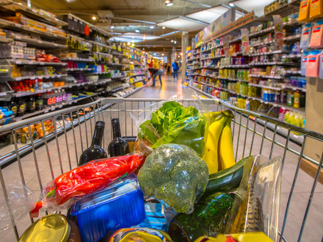 You Don't Need to Obsessively Disinfect Groceries and Other Expert Tips