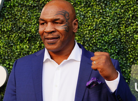 Mike Tyson Continues Training for Comeback