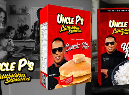 Master P Announces New Food Brand to Replace Aunt Jemima and Uncle Ben's