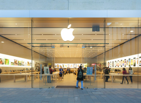 Apple Closes Stores in 4 States As Coronavirus Cases Jump