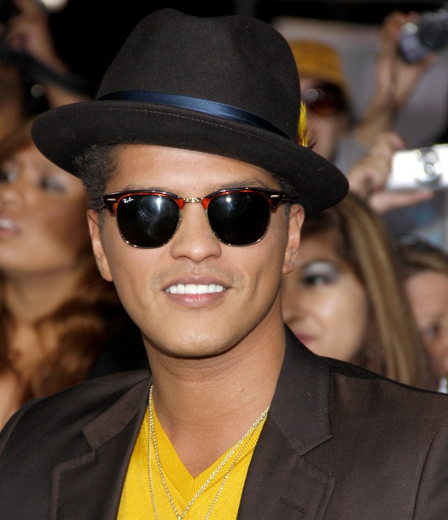 Bruno Mars Adds More Las Vegas Shows This Summer