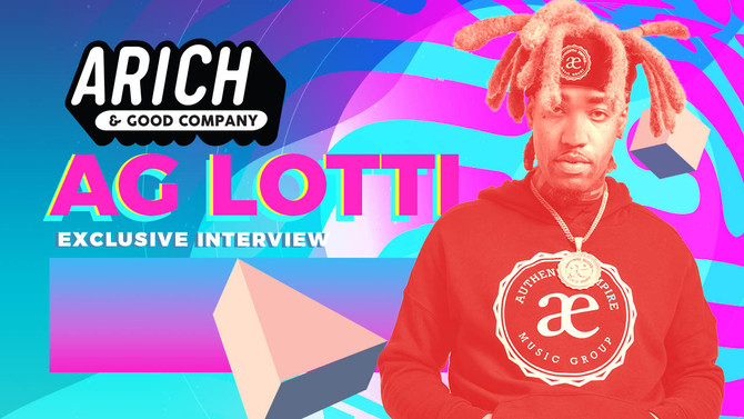 """Ag Lotti Talks About Singe His """"Oh He Lit"""" And His Journey With A New Major Label"""