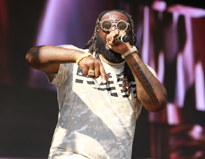 T-Pain Opens Up About His Battle With Depression