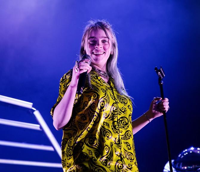 Billie Eilish's World Tour Has Been Announced