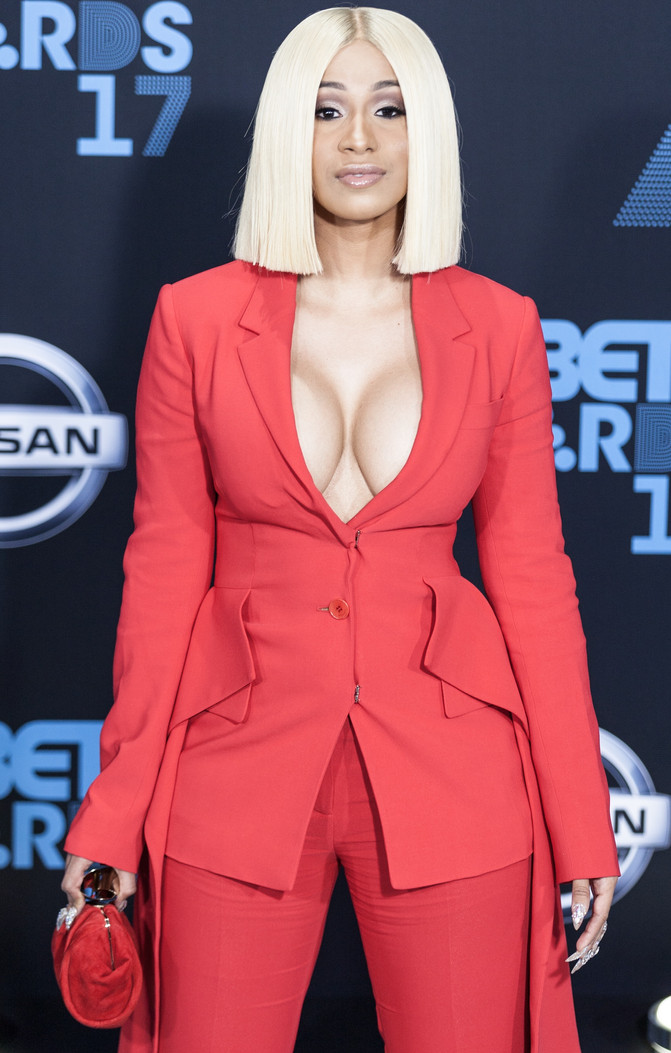 Cardi B says she was a 'little bit happier' before fame
