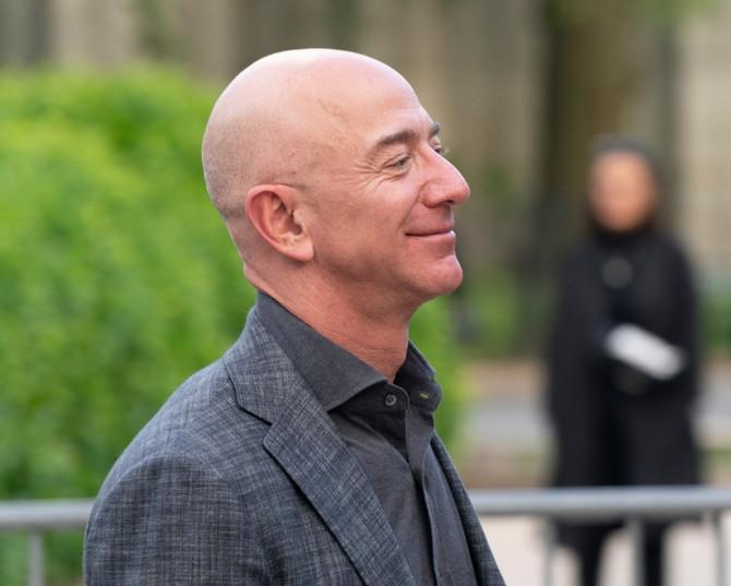 Jeff Bezos Officially Steps Down As Amazon CEO