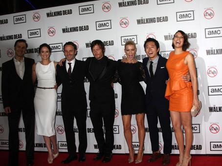 """""""The Walking Dead"""" Ending In 2022"""
