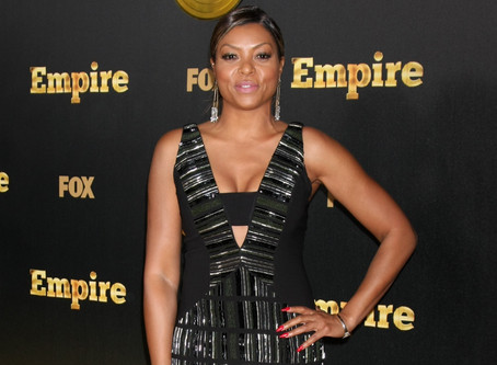 Taraji P. Henson Honored for Mental Health Work