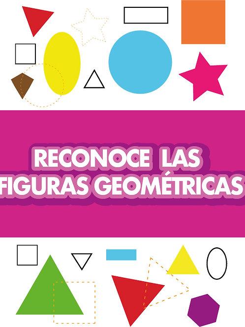 Reconoce las figuras geométricas