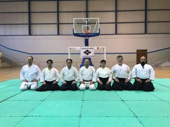 Katsuyuki Kondo Sensei - International Seminar, Malta 2019 - UK Study Group