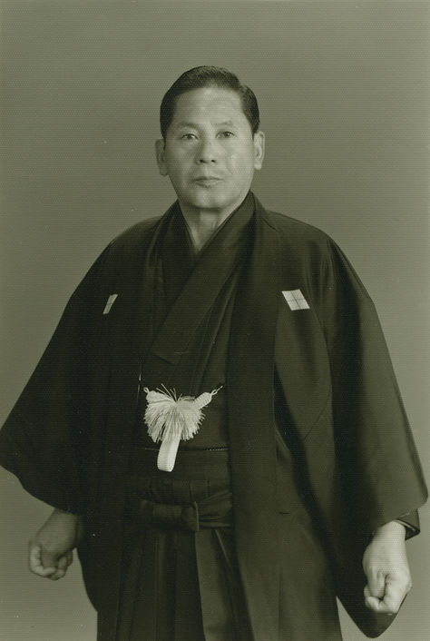 Tokimune Takeda Daito Ryu Aikijujutsu UK