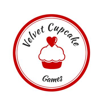 Velvet Cupcake Games Logo