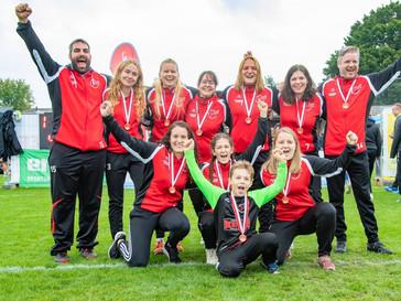 Bronze für die NLA- Mannschaft