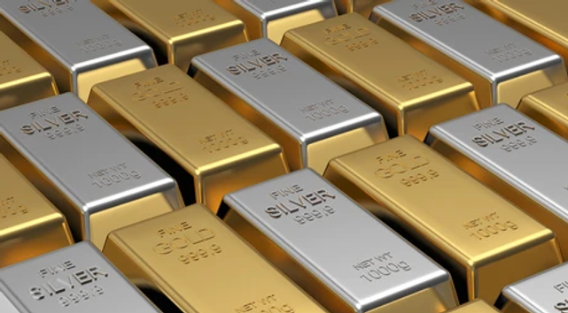 Gold and Silver Bars Background.png