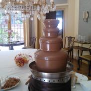 chocolate fountain rental