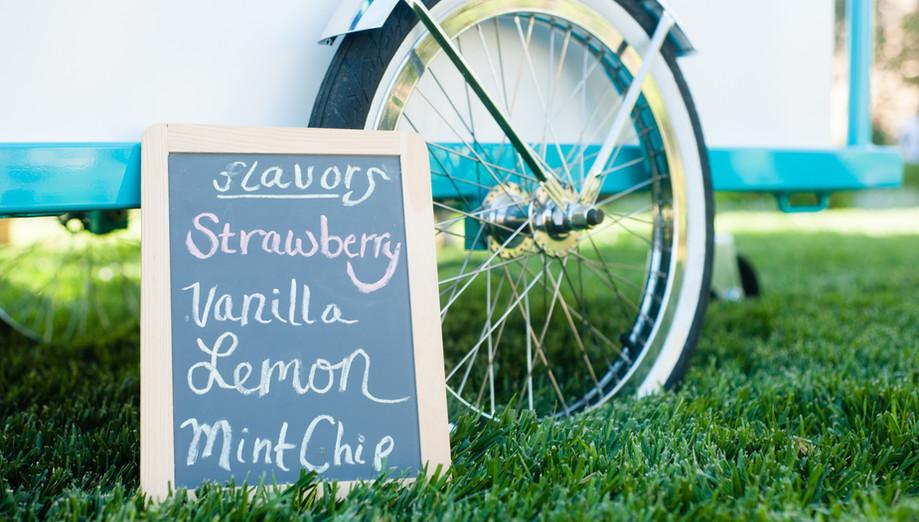 bicycle cart ice cream