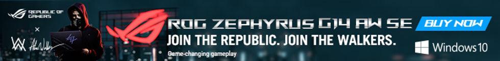 ROG Zephyrus G14 AW
