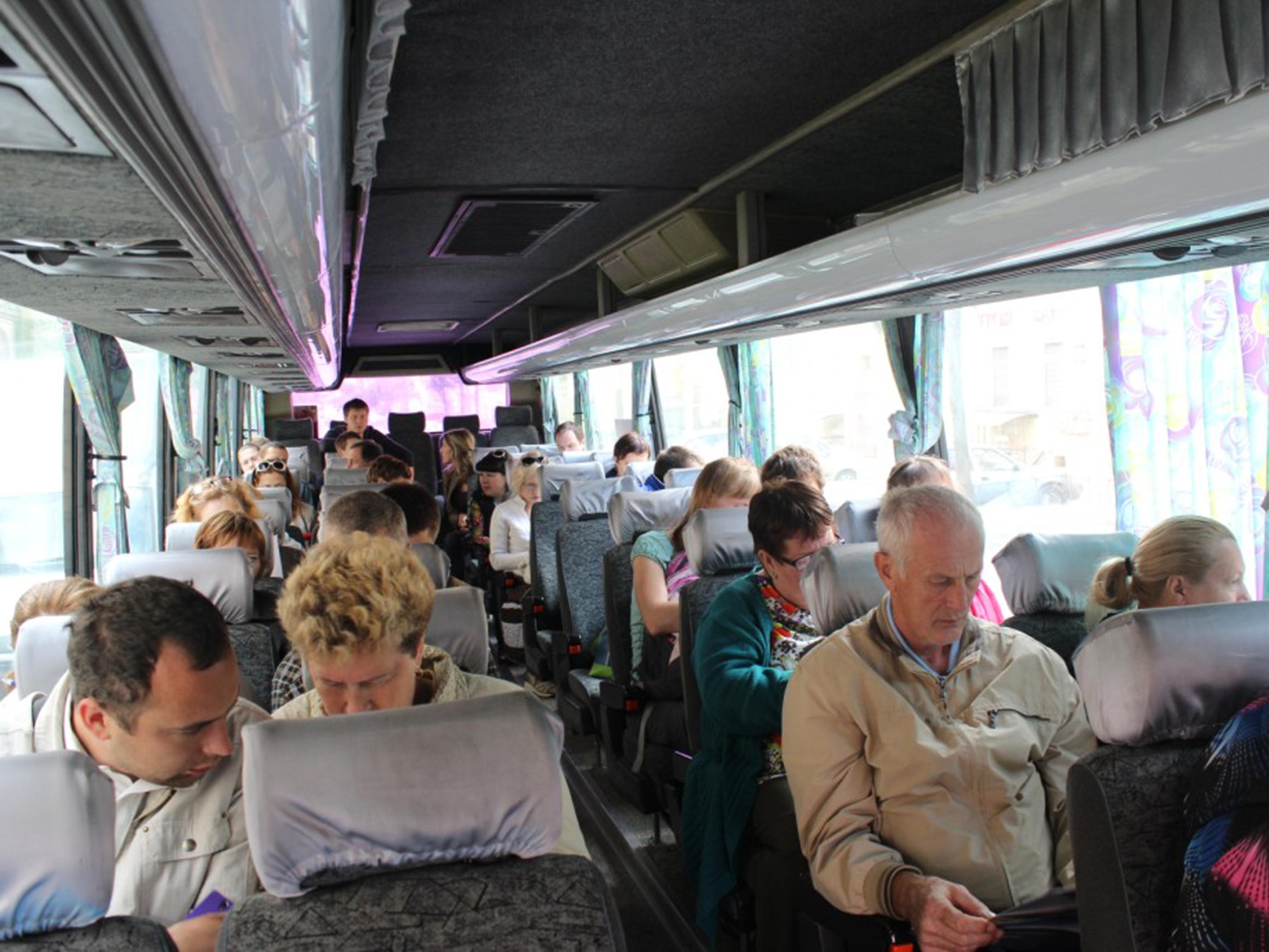 Автобусные экскурсии.