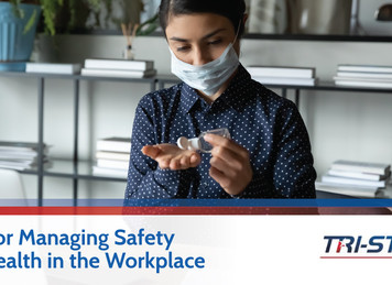 4 Tips For Managing Safety and Health in the Workplace