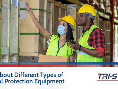 Learn About Different Types of Personal Protection Equipment
