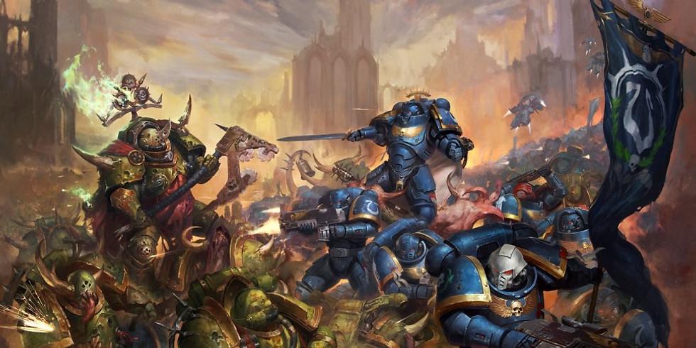 Heretic Wargaming RTT - ITC Doubles Tournament