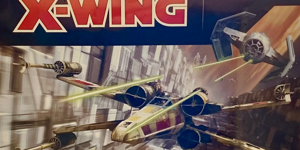 X-Wing 2.0 Tournament