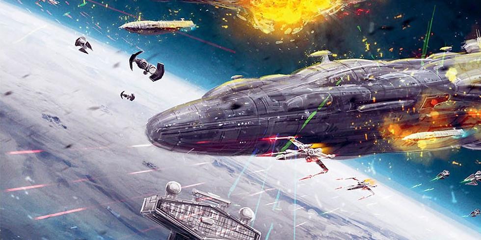 Star Wars Armada Jumbo List (500pt) Tournament