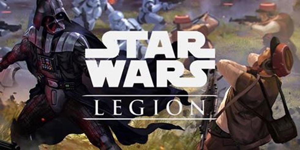 ROE Birthday Bash Star Wars Legion Tournament