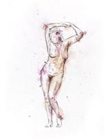 'Figure study 15'