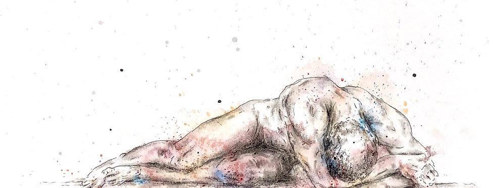 'Figure study 34'