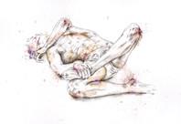 'Figure study 14'