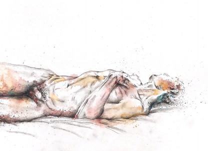 'Figure study 10'