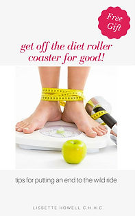 Get Off the Diet Roller Coaster for Good ebook