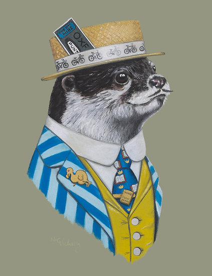 Alma Mater Otter