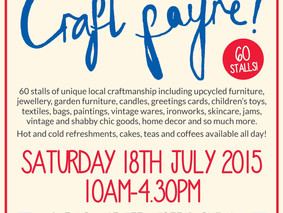 Dumbleton Craft Fayre
