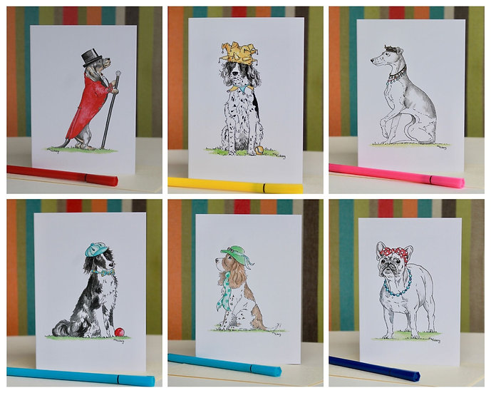 Pen-Pals Greetings Cards