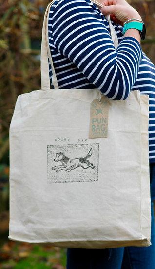 'Doggie Bag' Cotton Tote Bag
